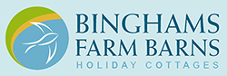 Binghams Farm Barns Logo