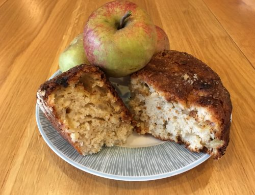 Binghams Farm Apple Cake Recipe